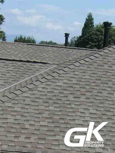 Langley roofing company GK Property Solutions